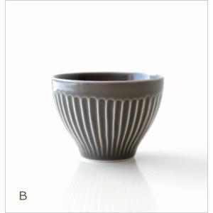 湯呑み おしゃれ 単品 湯のみ 湯飲み 茶碗 和風 和モダン シンプル 煎茶碗 小鉢 和食器 磁器 伊万里焼 しのぎ煎茶2カラー|gigiliving|05