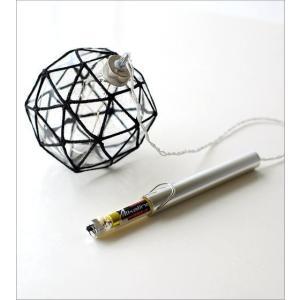 LEDライト ガラス ハンギングライト 吊り下げ 電池式 おしゃれ かわいい 多面体 ガラスのキューブライト|gigiliving|05