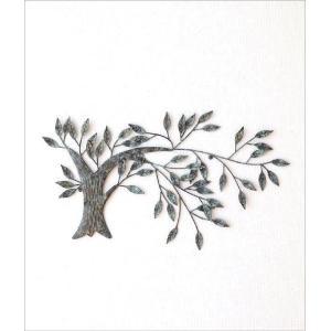 壁飾り アートパネル 木 リーフ ウォールデコ 壁掛け インテリア アイアンの壁飾り ウィンドツリー|gigiliving|05