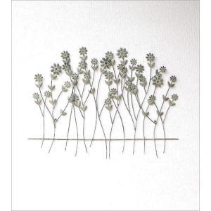 壁飾り アイアン 壁掛け インテリア おしゃれ ウォールデコ 花 植物 リーフ ナチュラル 玄関 リビング ウォールパネル アートパネル ウォールフラワーガーデン|gigiliving|05