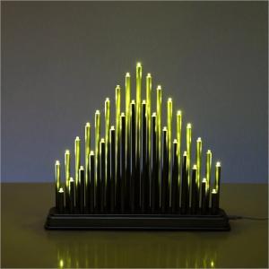 クリスマス 飾り ライト (アウトレット)LED&MUSIC BOX TREE 電池付