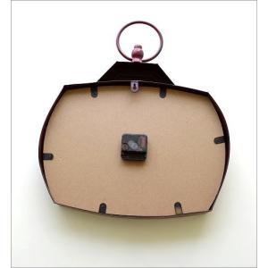 壁掛け時計 壁掛時計 掛け時計 掛時計 アンティーク ヴィンテージ クラシック おしゃれ アンティークなウォールクロック シャビースクエア2カラー|gigiliving|05