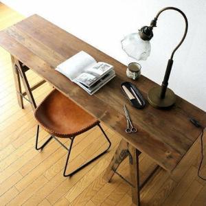 リビングテーブル 木製 机 デスク ディスプレイ 棚 おしゃれ 長方形 天然木 フォールディングテーブル|gigiliving