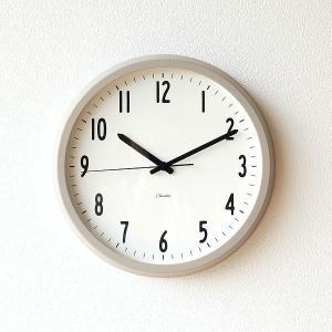 掛け時計 壁掛け時計 おしゃれ シンプル 見やすい ナチュラル 木製 無垢材 日本製 直径30cm ブランチクロック A|gigiliving
