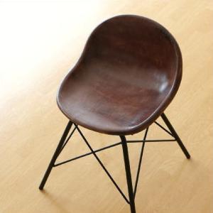 スツール チェア レザー 本革 アイアン アンティーク レトロ 革製 椅子 いす イス レザーチェア おしゃれ 革張り リビングチェア レザーチェアー クロス|gigiliving