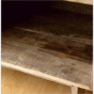 サイドチェスト ベッドサイドテーブル 木製 アンティーク レトロ ソファサイドテーブル デザイン ウッド ビンテージ 家具 シャビーシックなサイドチェスト gigiliving 04