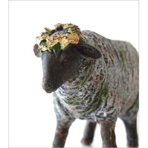 フラワーベース 花瓶 かわいい 可愛い 羊 ひつじ 動物 アニマル 花器 フラワーポット 置物 インテリア オブジェ ヒツジベース|gigiliving|03