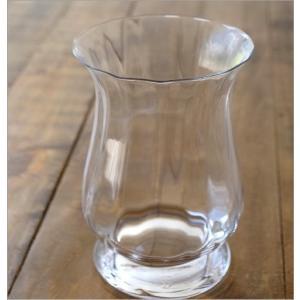 花瓶 花びん ガラス フラワーベース おしゃれ クリア 透明 シンプル ガラスベース 花器 Duskポットベース|gigiliving|04
