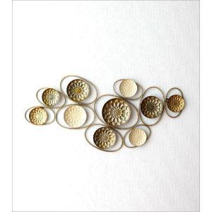 壁飾り アイアン インテリア 壁掛け おしゃれ アートパネル 花 デザイン ウォールパネル ウォールアート シック モダン アイアンの壁飾り フラワーフォーム|gigiliving|05