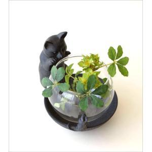 猫雑貨 置物 花瓶 花びん 子ネコのミニベース&ミニマウス|gigiliving|02