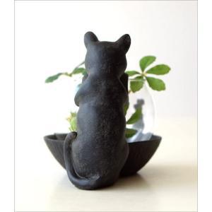 猫雑貨 置物 花瓶 花びん 子ネコのミニベース&ミニマウス|gigiliving|04