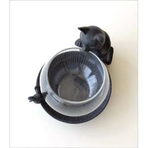 猫雑貨 置物 花瓶 花びん 子ネコのミニベース&ミニマウス|gigiliving|06