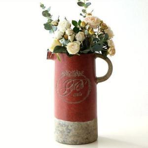 レッドクレイ(赤粘土)を高温で焼き上げ 釉薬を何度も塗り重ねて仕上げる テラコッタ製のベースです  ...