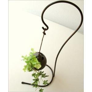 花瓶 花びん 陶器 おしゃれ 一輪挿し 花器 吊り下げしずく型花入れ|gigiliving|02