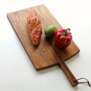 カッティングボード 木製 まな板 パン おしゃれ 天然木 上質 アカシア 大きなカッティングボード 四角