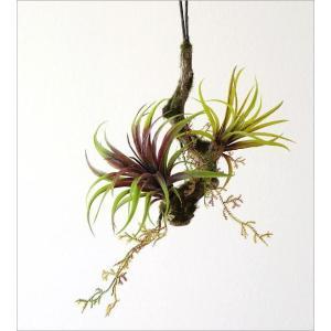 フェイクグリーン ハンギング 吊るす インテリア おしゃれ 人工観葉植物 ハンギング フェイクブランチB|gigiliving|02