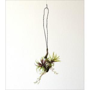 フェイクグリーン ハンギング 吊るす インテリア おしゃれ 人工観葉植物 ハンギング フェイクブランチB|gigiliving|03