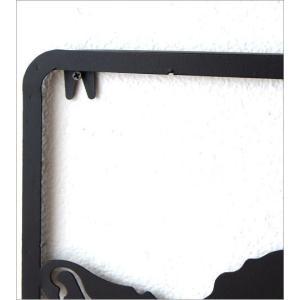 壁飾り アイアン ネコ 猫 雑貨 壁掛け インテリア ウォールデコ かわいい おしゃれ ユニーク 壁面 ディスプレイ アイアンの壁飾り のぞきネコ|gigiliving|04