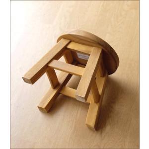 スツール 木製 子供 椅子 おしゃれ ミニスツール 小さい ウッドスツール 丸椅子 子供用 イス かわいい 無垢材 花台 ミニテーブル 子供イス プレーン|gigiliving|04