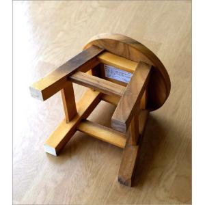 スツール 木製 椅子 子供椅子 白くまくん gigiliving 04