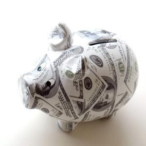 貯金箱 かわいい おしゃれ 陶器 ぶた 豚 可愛い 動物 アニマル インテリア オブジェ 置物 陶器のカラフル貯金箱 マネーブタ