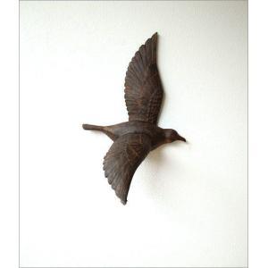 壁掛けインテリア 壁飾り 壁掛けオブジェ 鳥 雑貨 バード壁飾り A|gigiliving|02