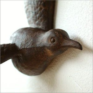 壁掛けインテリア 壁飾り 壁掛けオブジェ 鳥 雑貨 バード壁飾り A|gigiliving|04