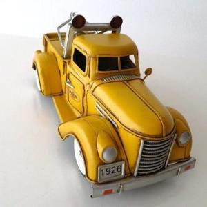 ブリキのおもちゃ 置物 置き物 インテリアオブジェ アンティーク レトロ 雑貨 American Nostalgia トラック