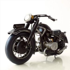 ブリキのおもちゃ 置物 置き物 バイク インテリアオブジェ アメリカン雑貨 アメリカ雑貨 アンティーク レトロ雑貨 American Nostalgia モーターサイクル