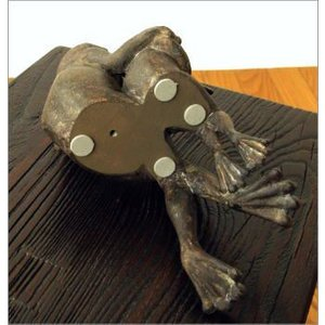 カエル かえる 置物 置き物 雑貨 オブジェ かわいい 可愛い おしゃれ アンティーク レトロ シャビー インテリア 小物 親子で読書のカエルさん|gigiliving|06