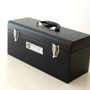 工具箱 ツールボックス おしゃれ 道具箱 インテリア 小物入れ 収納ボックス 園芸 ガーデン ガーデニング かっこいい ユーティリティーBOX|gigiliving
