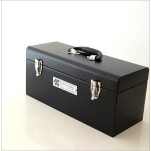 工具箱 ツールボックス おしゃれ 道具箱 インテリア 小物入れ 収納ボックス 園芸 ガーデン ガーデニング かっこいい ユーティリティーBOX|gigiliving|02