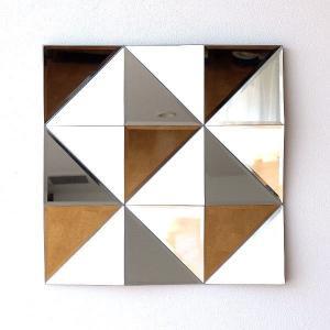 壁飾り ミラー 鏡 インテリア 壁掛け おしゃれ モダン シンプル ウォールデコ アートパネル ウォールアート スタイリッシュ エレガント アートスペースミラー|gigiliving