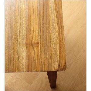 サイドテーブル 木製 カフェテーブル コーヒーテーブル 無垢 アジアン家具 完成品 チークコンパクトテーブル45|gigiliving|04