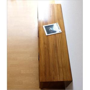 テレビボード テレビ台 オーディオラック 無垢...の詳細画像2