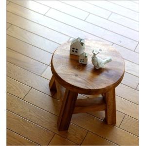 スツール 木製 子供 椅子 玄関 チェア 腰掛け 花台 フラワースタンド 天然木 無垢材 チャイルドスツール|gigiliving|02