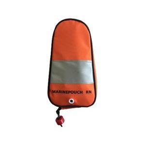 アール・エフ・ディー・ジャパン マリンポーチRN型 (縦型 / オレンジ)|gill