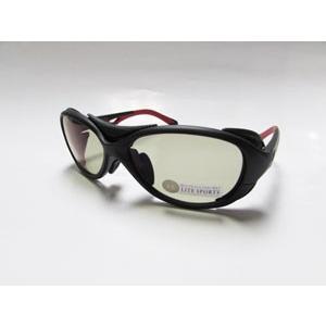 ジールオプティクス BATLER(バトラー) F-1721 (フレーム:ブラック/レッド)(レンズ:ライトスポーツ)|gill