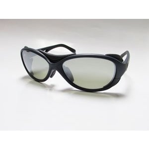 ジールオプティクス BATLER(バトラー) F-1726 (フレーム:ネイビー/ブラック)(レンズ:トゥルービュースポーツ/シルバーミラー)|gill