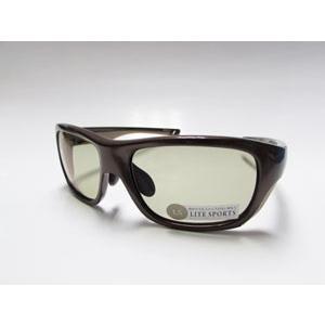 ジールオプティクス RECA(レカ) F-1685 (フレーム:ブラウン/ラテ)(レンズ:ライトスポーツ)|gill