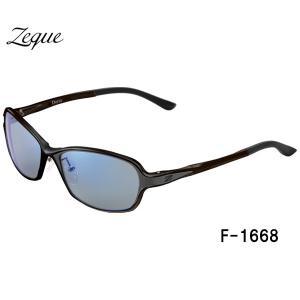 ジールオプティクス Dorio(ドリオ) F-1668 (フレーム:ブラック/グレー)(レンズ:トゥルービュースポーツ/ブルーミラー)|gill