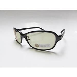 ジールオプティクス Dorio(ドリオ) F-1670 (フレーム:ブラック/グレー)(レンズ:ライトスポーツ)|gill