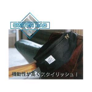 レイドジャパン スウィッチバッグ (ブラック)|gill