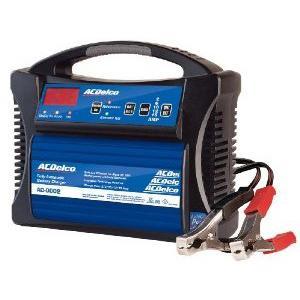 ACデルコ 12V全自動マイコン制御バッテリーチャージャー15A(12V鉛蓄電池用) AD-0002|gill