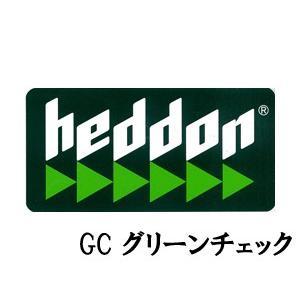 ヘドン チェックステッカー 【ネコポス対応商品】|gill