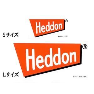 ヘドン ロゴステッカー 【ネコポス対応商品】|gill