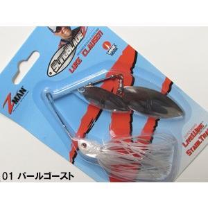 Z-MAN Sling Bladez(スリングブレード)ダブルウィロー 1/2oz 【ネコポス対応商品】|gill