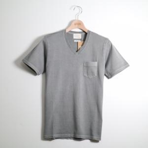 gim ジム 40/2天竺tokyovintageV/NTシャツ M|gimonline