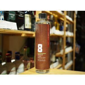 ナンバーエイトジン・モーレエディション / NUMBER 8 GIN MOLE EDITION|gin-gallery