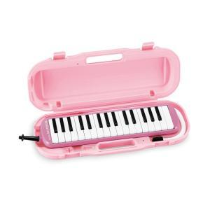 SUZUKI (スズキ)製鍵盤ハーモニカ メロディオン MXA-32P ピンク|gincho